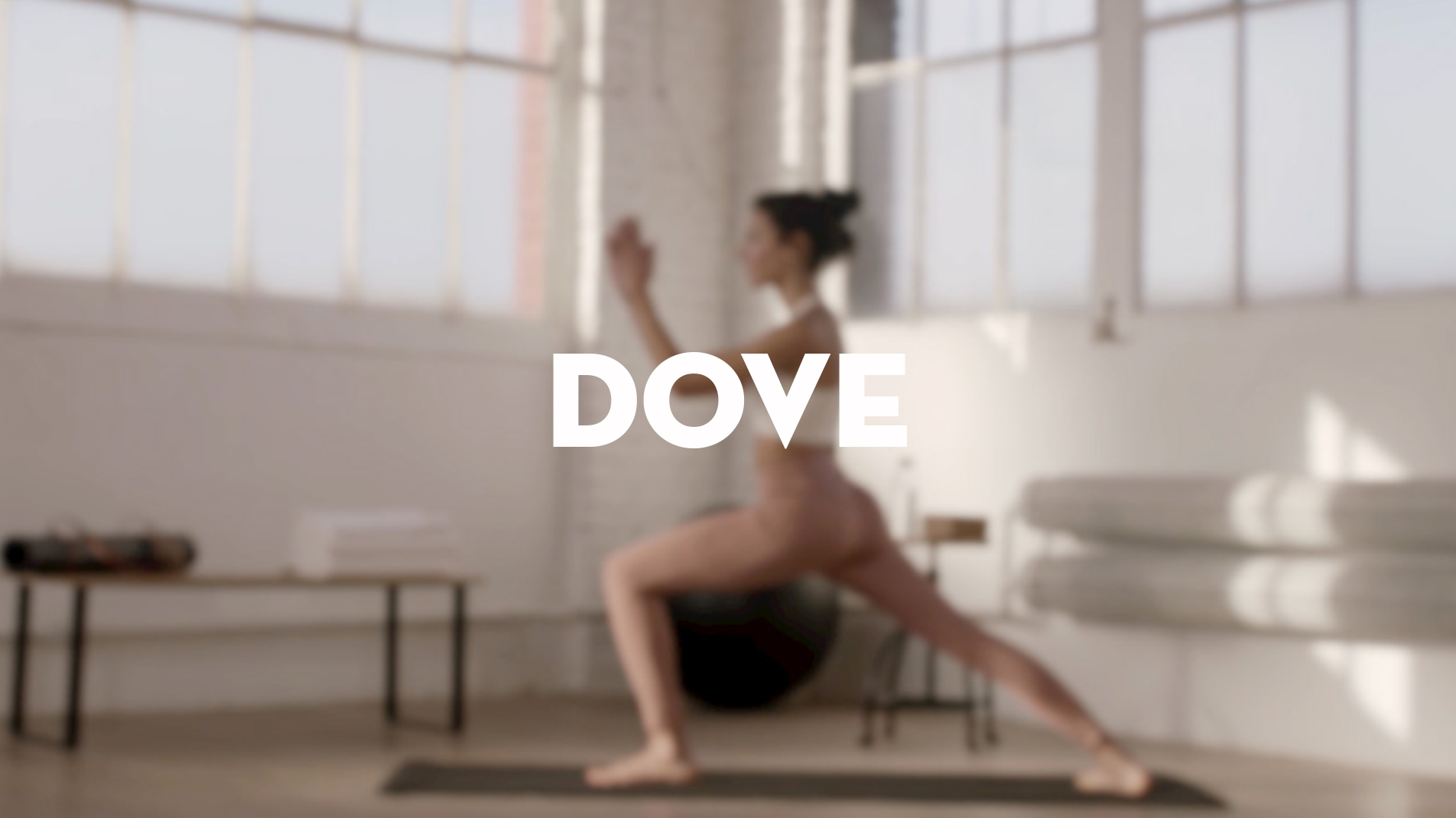 DOVE // DRY CONDITIONER HOW-TO