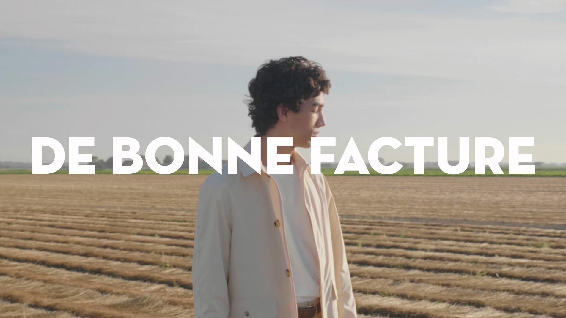 DE BONNE FACTURE // SS21